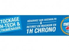 destockage high tech auchan